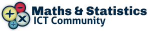 Maths Stats ICT Community